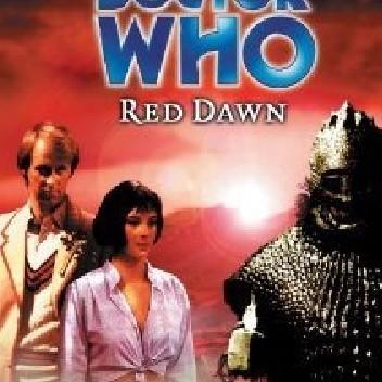 Okładka książki Doctor Who: Red Dawn