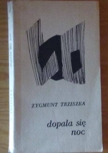 Okładka książki Dopala się noc
