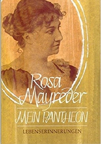 Okładka książki Mein Pantheon