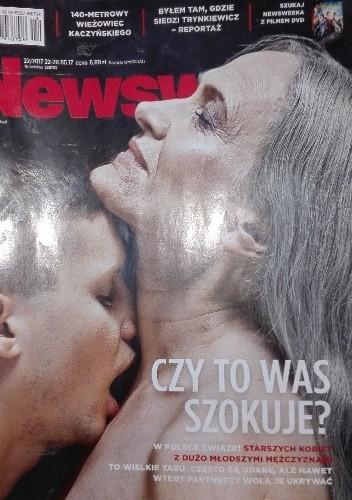 Okładka książki Newsweek 22/2017