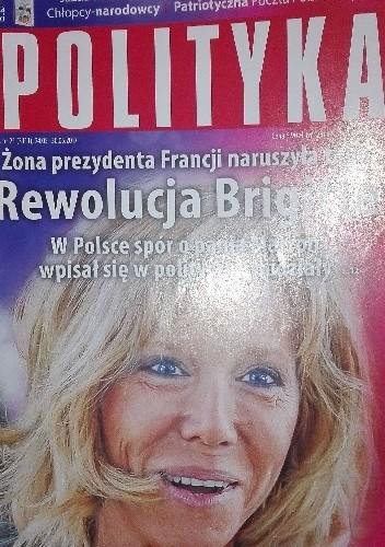 Okładka książki Polityka, nr 21/2017