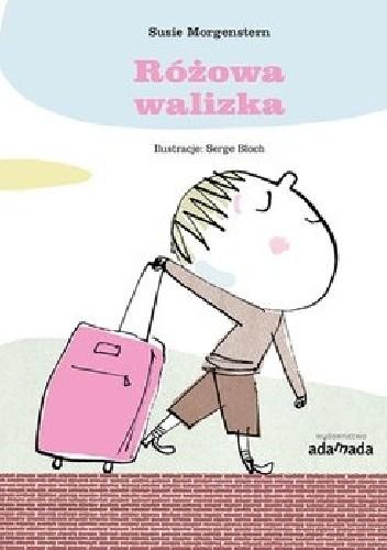 Okładka książki Różowa walizka