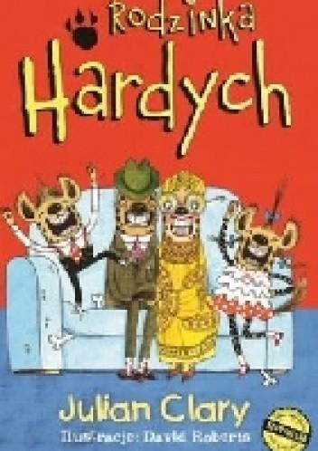 Okładka książki Rodzinka Hardych