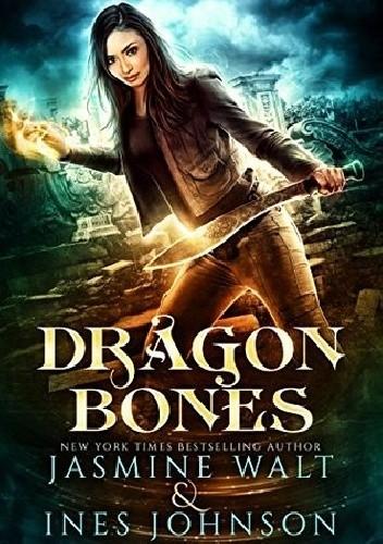 Okładka książki Dragon Bones