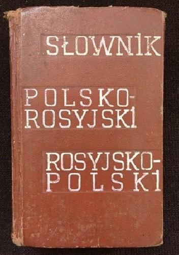 Okładka książki Słownik kieszonkowy polsko-rosyjski i rosyjsko-polski