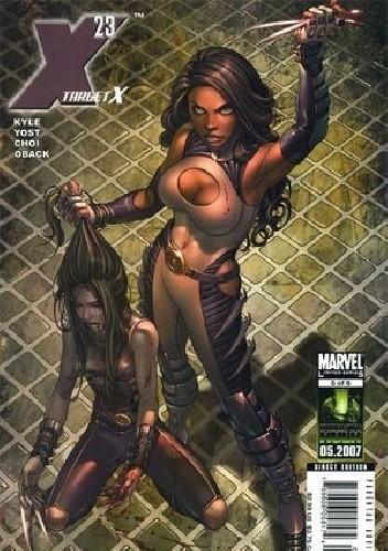 Okładka książki X-23: Target X #5