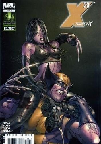 Okładka książki X-23: Target X #6