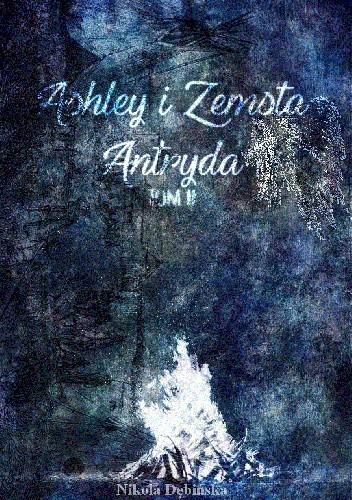 Okładka książki Ashley izemsta Antryda