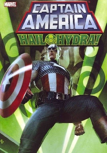 Okładka książki Captain America: Hail Hydra!