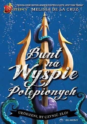 Okładka książki Bunt na Wyspie Potępionych