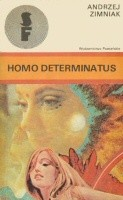 Okładka książki Homo determinatus