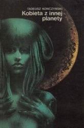 Okładka książki Kobieta z innej planety