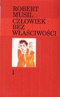 Okładka książki Człowiek bez właściwości. T.1