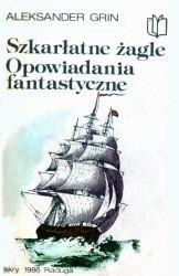 Okładka książki Szkarłatne żagle