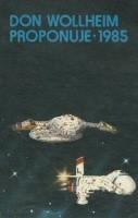 Okładka książki Don Wollheim proponuje 1985