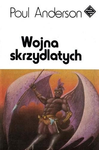 Okładka książki Wojna skrzydlatych