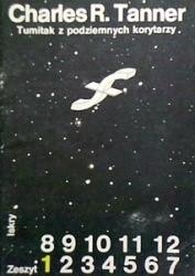Okładka książki Tumitak z podziemnych korytarzy