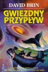 Okładka książki Gwiezdny przypływ