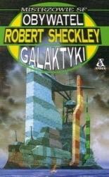 Okładka książki Obywatel galaktyki