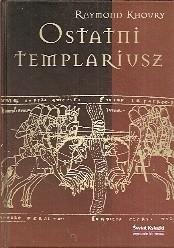 Okładka książki Ostatni templariusz