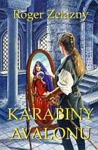 Okładka książki Karabiny Avalonu