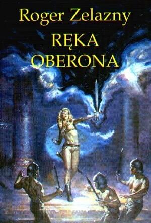 Okładka książki Ręka Oberona