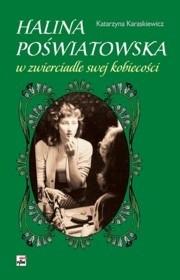 Okładka książki Halina Poświatowska w zwierciadle swej kobiecości