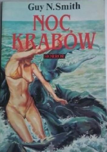 Okładka książki Noc krabów