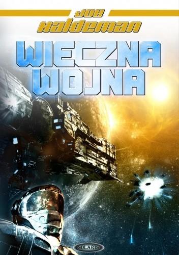 Okładka książki Wieczna Wojna