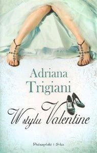 Okładka książki W stylu Valentine