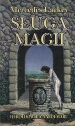 Okładka książki Sługa magii