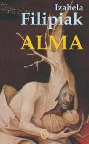 Okładka książki Alma