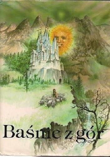 Okładka książki Baśnie z gór