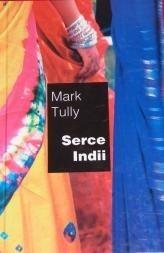 Okładka książki Serce Indii