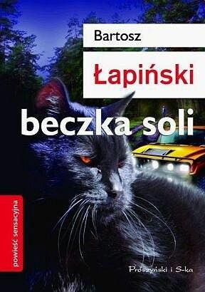 Okładka książki Beczka soli