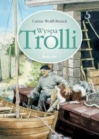 Okładka książki Wyspa Trolli