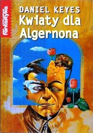 Okładka książki Kwiaty dla Algernona
