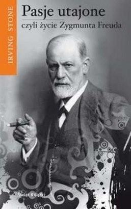 Okładka książki Pasje utajone czyli życie Zygmunta Freuda