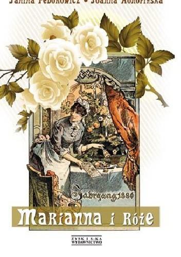 Okładka książki Marianna i róże