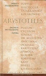 Okładka książki Zachęta do filozofii. Fizyka