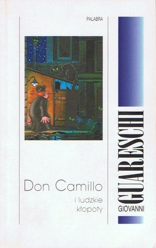 Okładka książki Don Camillo i ludzkie kłopoty