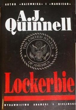 Okładka książki Lockerbie