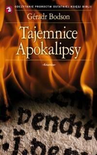 Okładka książki Tajemnice apokalipsy
