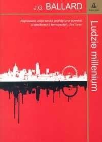Okładka książki Ludzie millenium