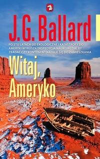 Okładka książki Witaj, Ameryko