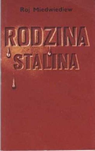 Okładka książki Rodzina Stalina