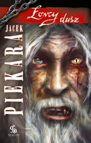 Okładka książki Łowcy dusz