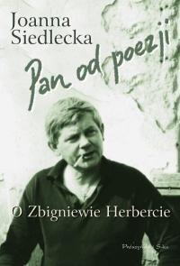 Okładka książki Pan od poezji