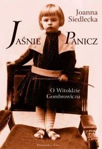 Okładka książki Jaśnie Panicz