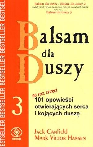 Okładka książki Balsam dla duszy 3